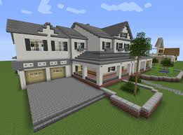simple modern house wesharepics mansion minecraft project mine craft pc everything pinterest