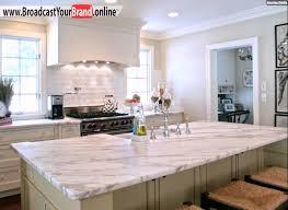 marmorplatte küche küche kochinsel marmor arbeitsplatten einbau küchenleuchten