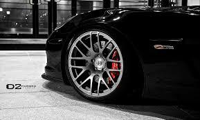 corvette zo6 rims d2forged mb1 wheels fitted to corvette z06 corvette