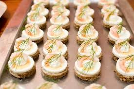 traditional canapes great chefs â get creative with canapés