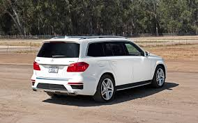 2013 mercedes benz gl first test motor trend
