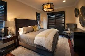Transitional Bedroom Furniture by Norman Shutters Vs Hunter Douglas Bedroom Transitional With