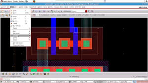 layout design cmos cadence tutorial layout of cmos nand gate youtube