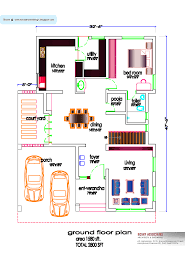 Design Floor Plan Free Free Indian House Designs Floor Plans House Design