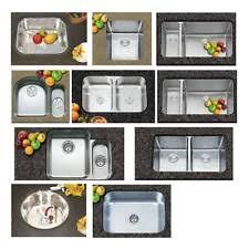 Ebay Kitchen Sinks Stainless Steel by Under Counter Sink Ebay