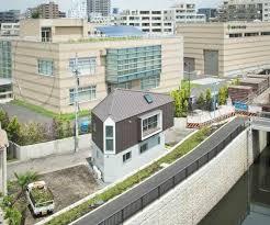 Narrow House Designs Living Slim Narrow House Design In Japan Webecoist