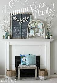29 best decorating mantles images on pinterest mantle ideas