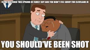 Cleveland Meme - cleveland jr court hug imgflip