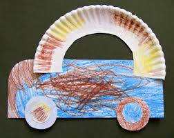 c is for car craft projects for preschoolers
