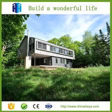 heya superior quality modern luxury prefab small villa design