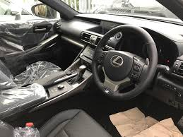 lexus is300h servicing costs 2017 fsport premier pack purchase lexus is 300h is 250 is