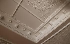 interiors plaster cornices