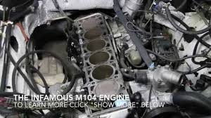 mercedes m104 head gasket replacement videos available at