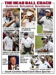 Steve Spurrier Memes - steve spurrier the head ball coach south carolina gamecocks