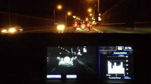 lexus night lexus gs nightview night vision system youtube
