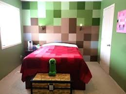 minecraft bedroom ideas minecraft decorations for bedroom themed room minecraft bedroom