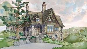 collections of english stone cottage plans free home designs