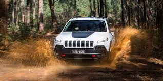 jeep cherokee brown 2016 jeep cherokee trailhawk review caradvice