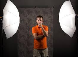 Led Photography Lights Westcott Single Socket 2 Light Led Umbrella Kit Value 2 Light