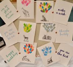 fingerprint cards tags rubyrose prints