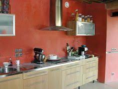 peinture orange cuisine associer la peinture orange dans salon cuisine et chambre salons