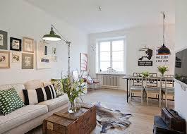 scandinavian living room decorating style hardwood frames covered