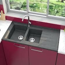 vasque cuisine poser vasque cuisine e poser evier cuisine a poser avec deux cuves en