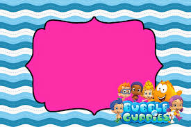 free printable invitations bubble guppies free printable invitations is it for parties is