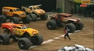 bigfoot king of the monster trucks image vette king and monster mutt png monster trucks wiki