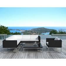 canape d exterieur design léa et mobilier d extérieur des salons de jardin en