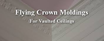 How To Install Beadboard On Ceiling - how to install crown molding on vaulted or cathedral ceilings