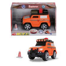 mini jeep for kids dickie toys explorer mini jeep in orange