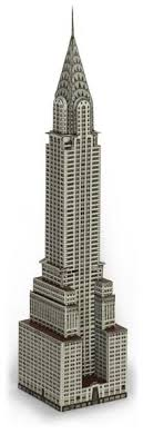 how to build the chrysler building