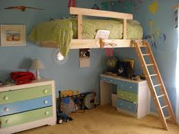 Plans For Loft Bed With Desk by Brilliant Loft Beds For Boys Throughout Decor