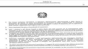 presidenza consiglio dei ministri concorsi petizione 盞 tutti in ruolo gli iscritti nelle graduatorie di