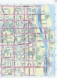 Map Of Toronto Toronto Canada Downtown Tourist Map Toronto U2022 Mappery