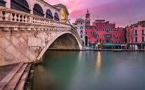 canap de sol descargar fondos de pantalla puente de rialto venecia puesta de