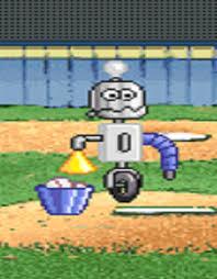 2003 Backyard Baseball Mr Clankey Character Giant Bomb