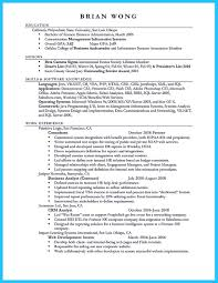Sample Resume Format For Call Center Agent Without Experience by The Most Excellent Business Management Resume Ever