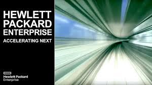 Next Hewlett Packard Enterprise Accelerating Next Youtube