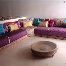 decoration appartement marocaine moderne sejour salons pour le senegal pinterest séjour salons