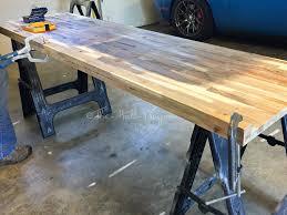butcher block desk full size of kitchendiy desk ikea countertop