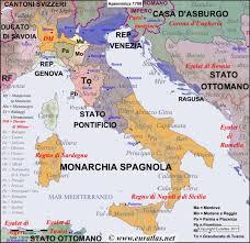 europe peninsulas map euratlas periodis web map of the apennine peninsula in 1700
