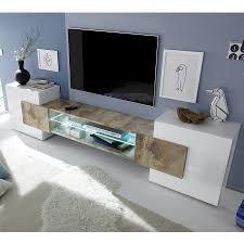 meuble chambre blanc laqué blanc deco tv tele amenagement pour garcon maisonjoffrois accessoire