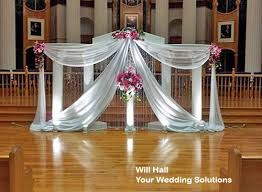 wedding arches and columns amazing how to decorate wedding columns 17 with additional table