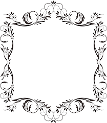 corner pattern png corner pattern lace material 1546 1776 transprent png free download