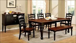 black and cherry dining sets boyer black and cherry wood dining