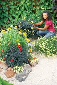 Flower Garden Ideas Pictures 4 Easy Care Flower Beds Sunset Magazine
