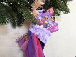 princess holiday stockings disney family
