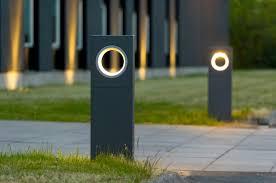 Bollard Landscape Lighting Moon 300mm Path Lights From Platek Light Architonic